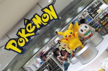 Pokemon Center Osaka